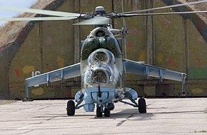 Mi-24 Macedonian