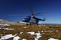 Mi-8 landed. Altai mountains. (6174859064).jpg