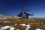 Mi-8 landed. Altai mountains. (6174859064).jpg