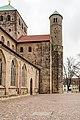 Michaelisplatz, St. Michaelis Hildesheim 20171201-012.jpg