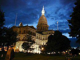 Senato del michigan wikipedia for Composizione del senato