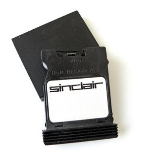 ZX Microdrive - Microdrive cartridge