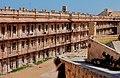 Midnight Express film location in Valletta, ramp of the Lower Courtyard, Fort Saint Elmo (40297847675).jpg