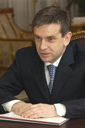 Mikhail Zurabov - Mikhail Zurabov, 2004