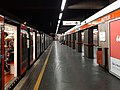 Milano - stazione metropolitana Pasteur - banchina.jpg