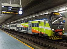 Milano wikivoyage guida turistica di viaggio - Passante ferroviario porta garibaldi ...