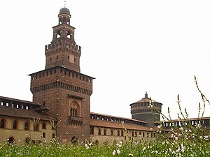 Museum of Musical Instruments (Milan) - Sforza Castle