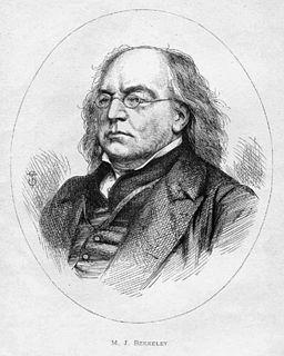 Miles Joseph Berkeley British botanist