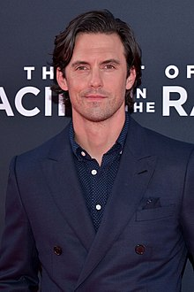 וMilo Ventimiglia in Hollywood California on August 1, 2019