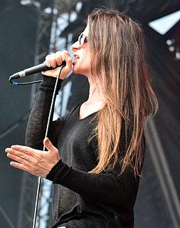 Mina Caputo American singer