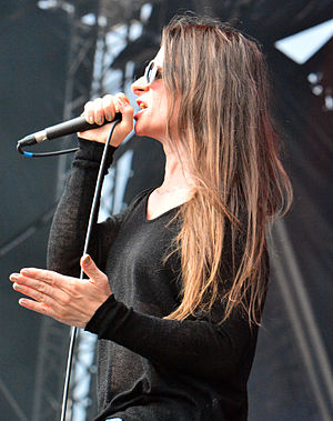 Mina Caputo - Mina Caputo at Elbriot 2014