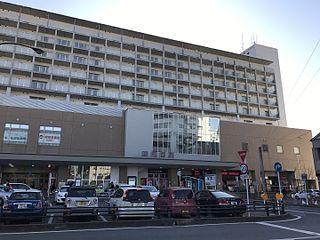 Minami-Fukuoka Station Railway station in Fukuoka, Japan