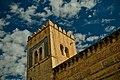 Minaret de la mosquée des Trois portes à Kairouan.jpg