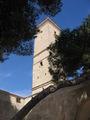 Minaret of the Aleppo Citadel Mosque Aleppo Syria.jpg