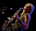 Mindi Abair - Jazz Alley - Seattle - 2011.jpg