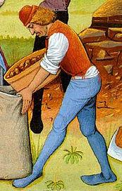 Костюм эпохи Позднего Средневековья (Франция) — Википедия чисто