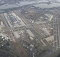 Minneapolis-Saint Paul International Airport, taken from an approaching plane on 27 March 2019.jpeg