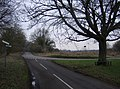 Minor junction south of Hungerford - geograph.org.uk - 345071.jpg