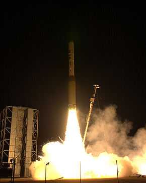 Minotaur 1 with Streak (23 Sep. 2005).jpg