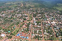 Misiones - Vista aérea de Aristóbulo del Valle.jpg