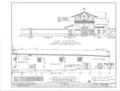 Mission San Francisco de Asis, Mission and Sixteenth Streets, San Francisco, San Francisco County, CA HABS CAL,38-SANFRA,1- (sheet 4 of 39).png