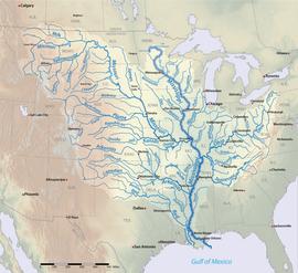 río misisipi wikipedia, la enciclopedia libre