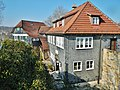 Mittelalterliche Burg in Esslingen am Neckar, Trödler zur Burgschenke - panoramio.jpg