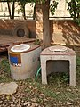 Mobile models of the ecosan UDD toilet for unsettled areas (3266974006).jpg
