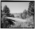 Moffett Creek Bridge, Spanning Moffett Creek at Old Columbia River Highway, Warrendale, Multnomah County, OR HAER ORE,26-WARDA,1-9.tif