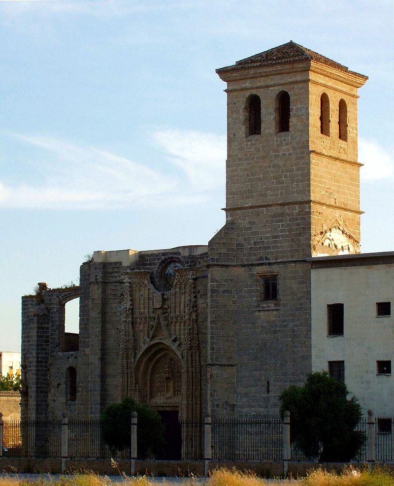 Puerto de Santa maría 800px-Monasterio_de_la_Victoria