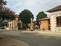 Moncorneil-Grazan - Centre village.jpg