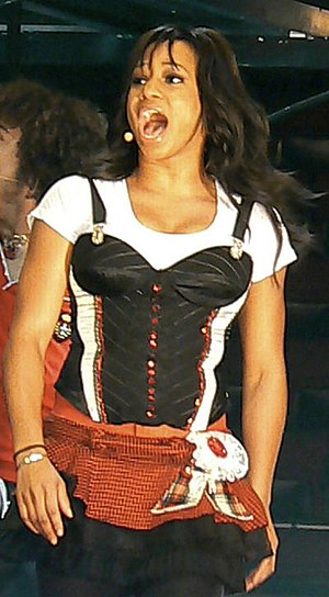 Monique Coleman - Coleman during the High School Musical: The Concert
