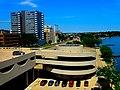 Monona Terrace Parking Lot East - panoramio.jpg