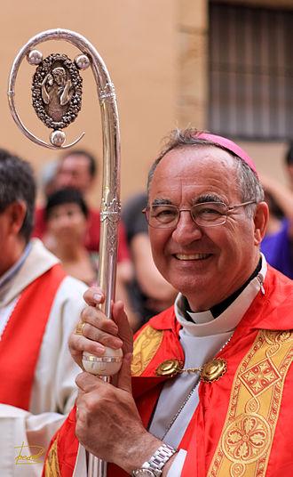 Roman Catholic Archdiocese of Tarragona - Archbishop Jaume Pujol Balcells