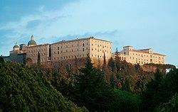Monte Cassino Opactwo 1.JPG