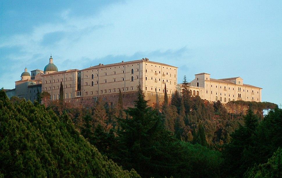 Monte Cassino Opactwo 1