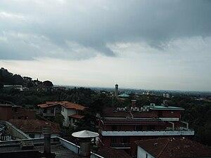 Deutsch: Blick über Montecatini Terme English:...