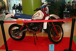 Montesa Enduro 360 H7 de 1984