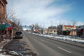 Montrose, Colorado Home Rule Municipality in Colorado, United States