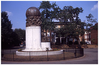 Edith D. Pope - Matthew Fontaine Maury Monument