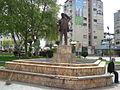 Monument of Batko Gjorgjija in the Kumanovo Square.JPG