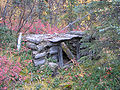 Moose Creek Shelter Cabin dog houses.jpg