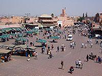 MoroccoMarrakech DjemaaElFna..jpg
