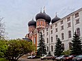 Moscow, Tsar's Court in Izmaylovo, Protection church, 2013.jpg