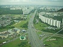 Moscow — Varshavskoe shosse.JPG