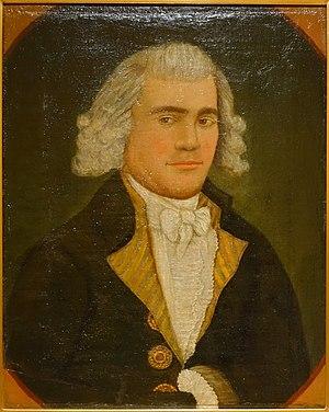 Moses Hart - Moses Hart, c. 1789