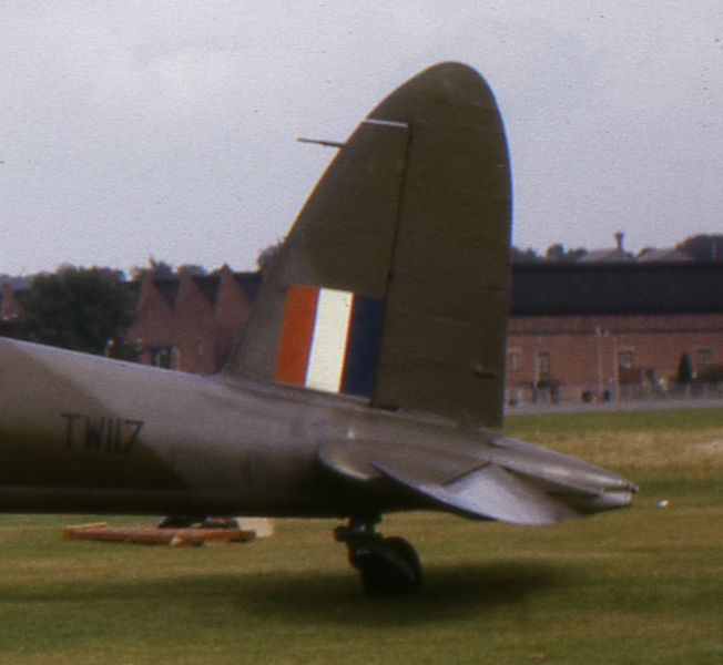 File:Mosquito balanced rudder.jpg
