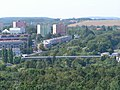 Most na Přímětice a Gagarinova ul. - panoramio.jpg