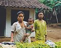 Mother and child and a woman in Indonesia.jpg
