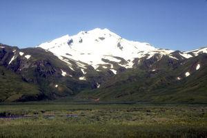 Umnak -  Mount Recheshnoi